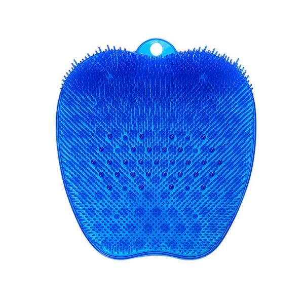 foot-shower-silicone-scrubber-blue